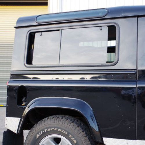 Masai land rover defender upgrades accessories and parts for All side windows