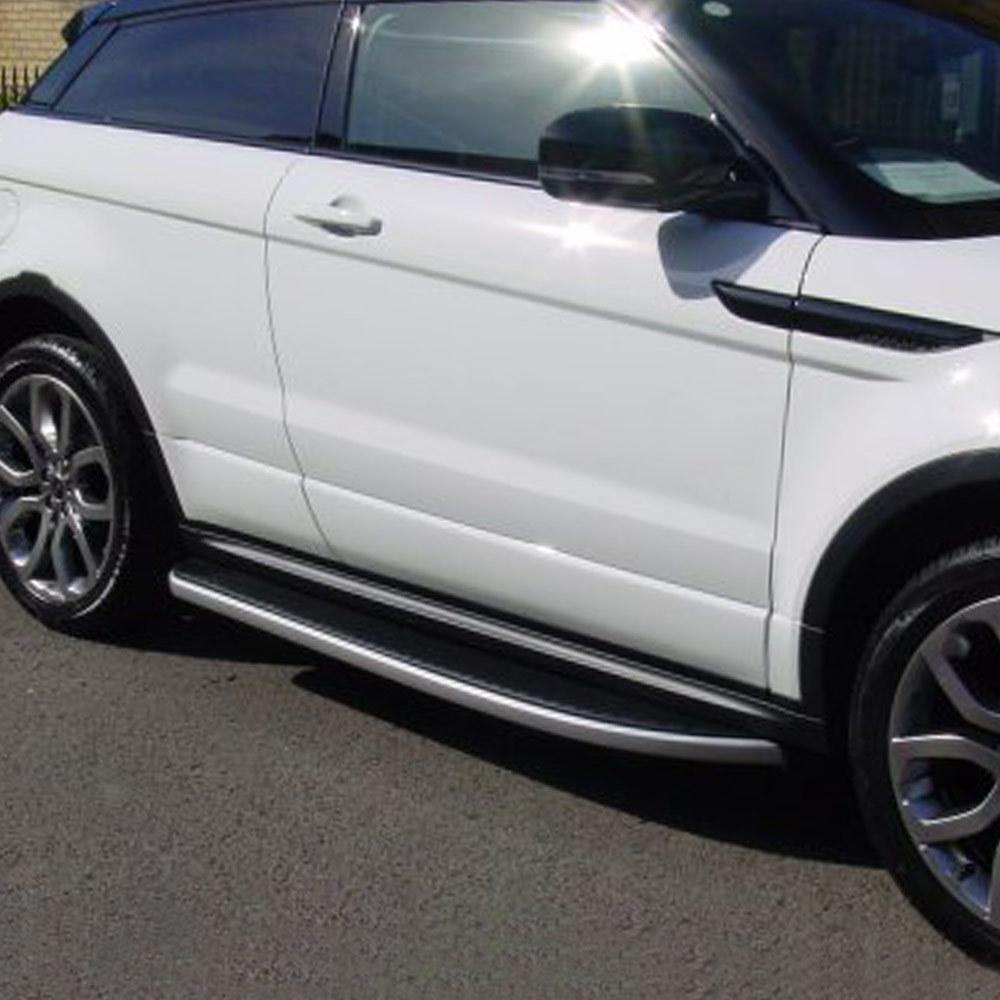 Range Rover Evoque side steps, pair
