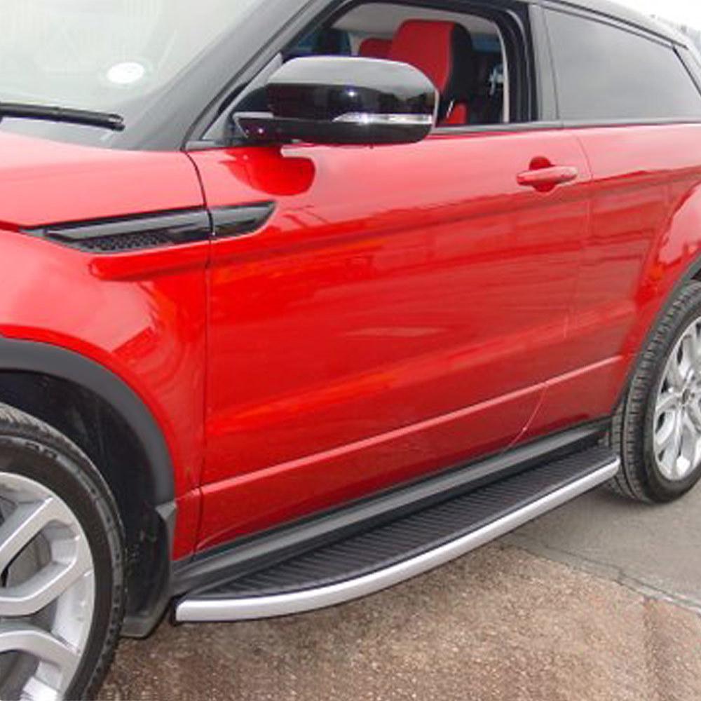 Range Rover Evoque Side Steps Pair Range Rover Side
