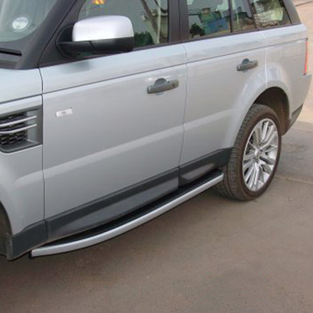 range rover side steps fitting instructions