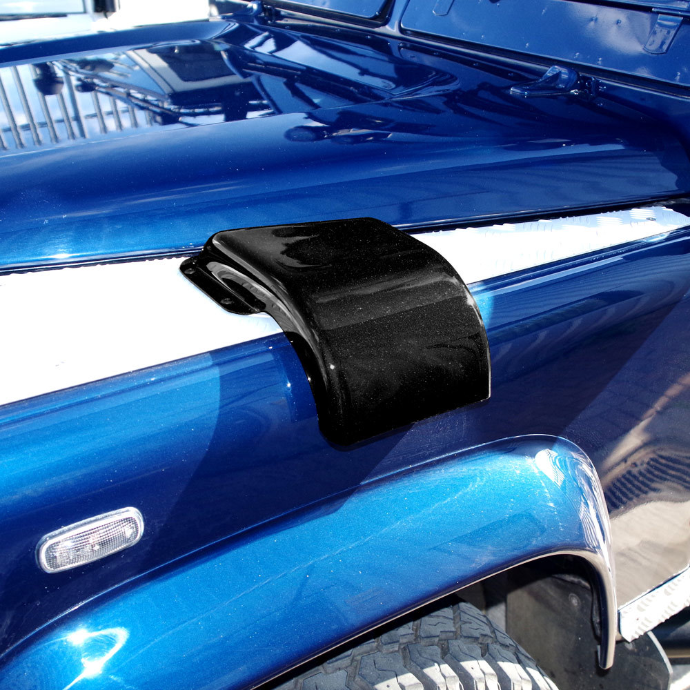Style 2 - Air Intake Cover for Land Rover Defenders AIC-02