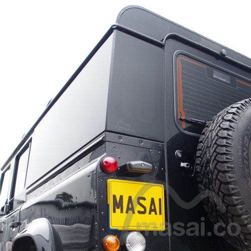 Fixed Masai Panoramic Tinted Windows for Land Rover Defender 110 PANORAMICS-110F