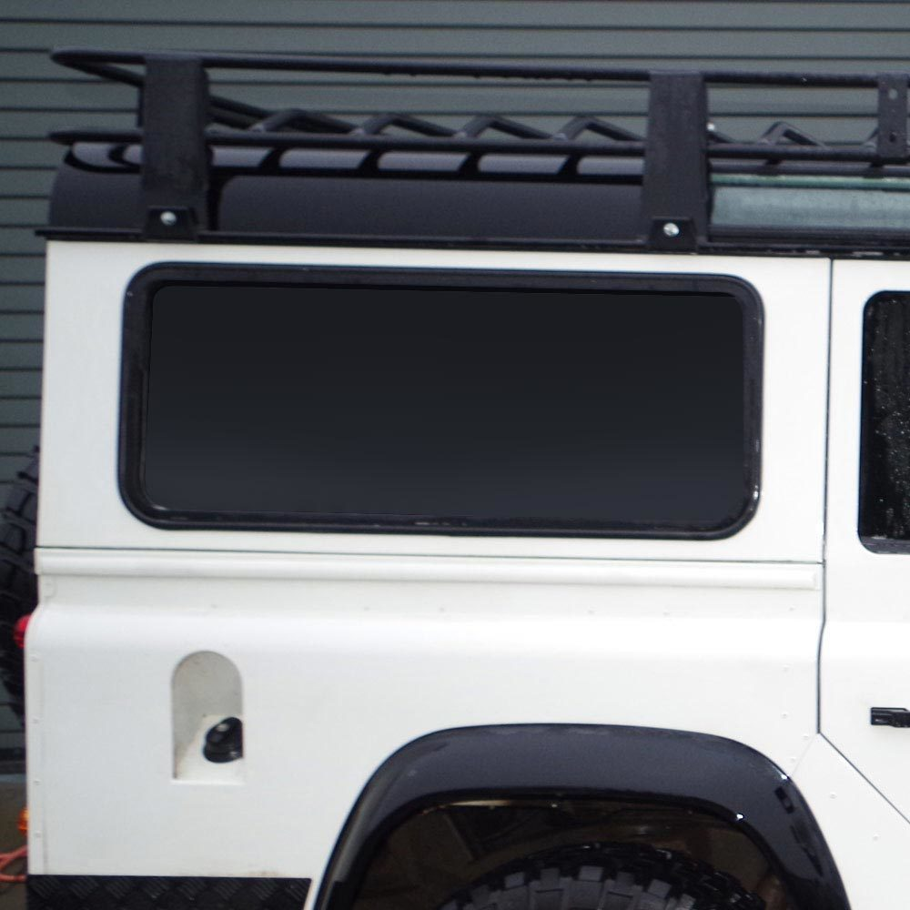 Fixed Side Windows for Defender Puma/TDCi (Post 04/05') - (3 Tints)