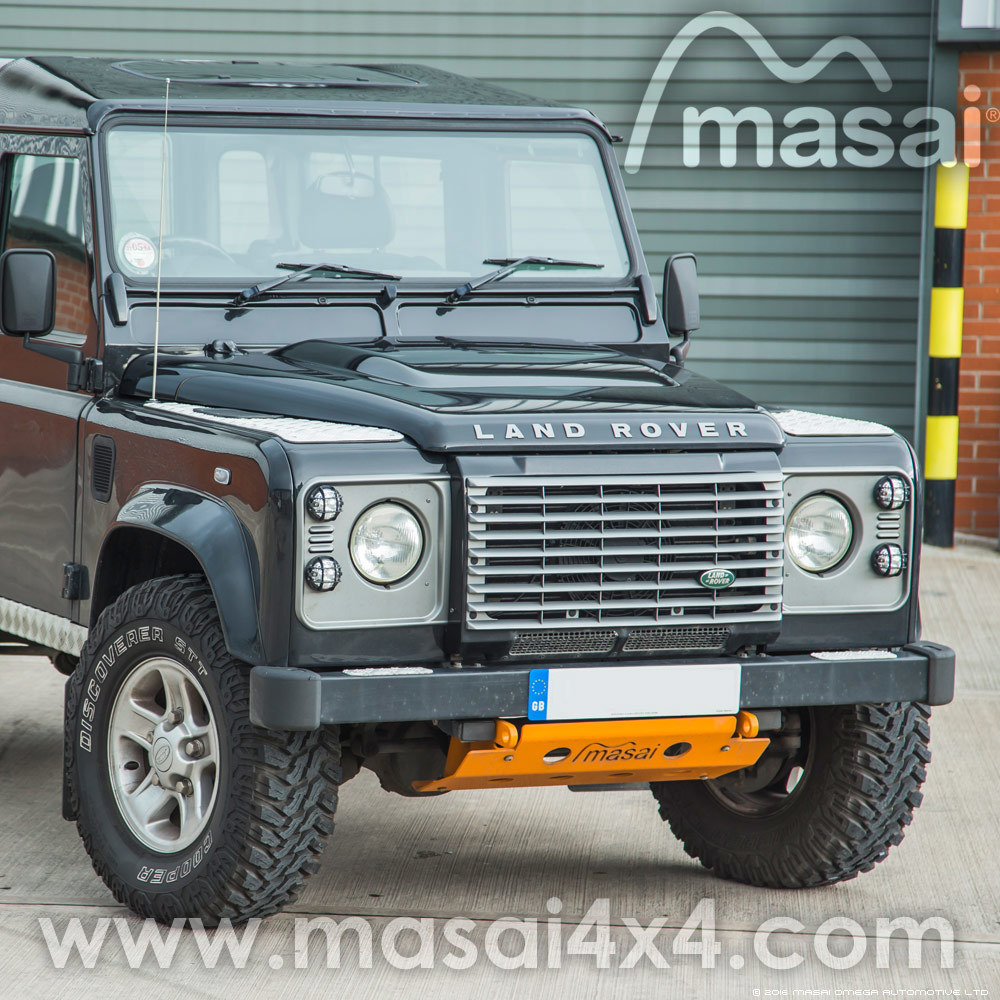 Puma Bonnet For Land Rover Defender Genuine Lr Special