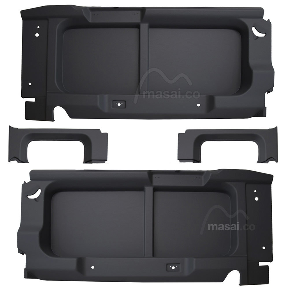 Internal Window Trims Kit for Land Rover Defender 90 PUMA Hardtop (4 Pieces)