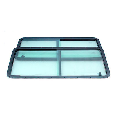 Green Sliding Side Windows for Defender 200TDi/300TDi and TD5