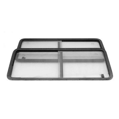 Clear Sliding Side Windows for Defender 200TDi/300TDi and TD5
