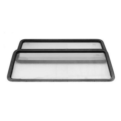 Clear Fixed Side Windows for Defender 200TDi/300TDi and TD5