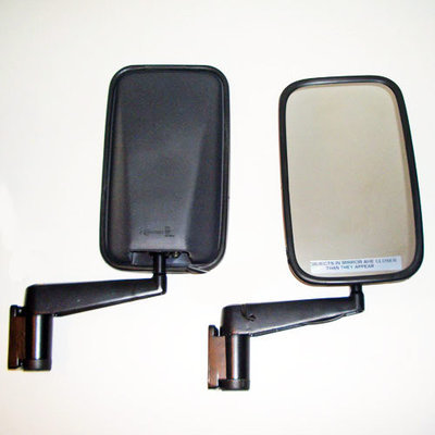 Large Headed Wing Mirrors for Land Rover Defender (Pair)