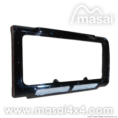 GRP Radiator Grille Frame - Air Con models
