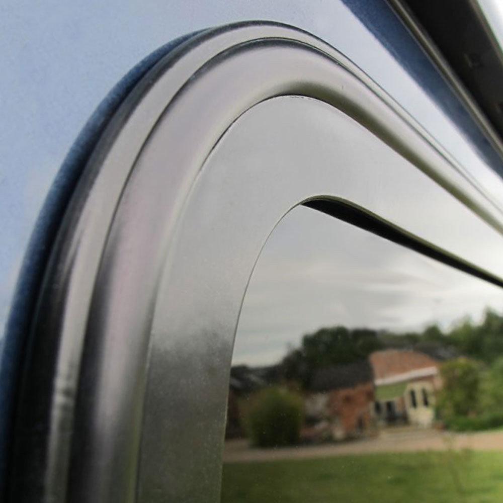 KIT - Dark Tint FIXED Side Windows + Quarters & Rear Glass - Defender 200TDi/300TDi, TD5 & PUMA