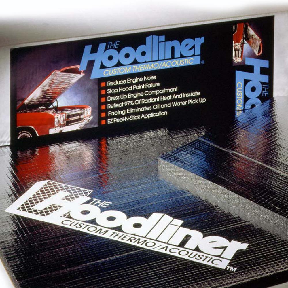 DYNAMAT Hoodliner Heat and Sound Insulation (1 sheet per box) DYN11905