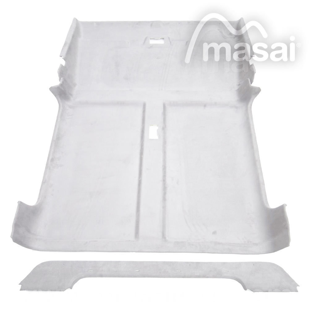 Headlining / Roof Lining Complete Kit for Land Rover Defender 90 Station Wagon (GREY) RHL90-SW-GRY