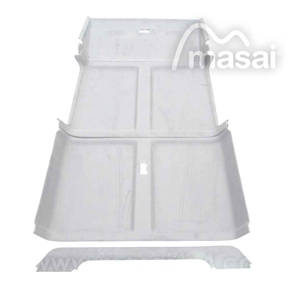 Headlining / Roof Lining Complete Kit for Land Rover Defender 110 Station Wagon (GREY) RHL110-SW-GRY