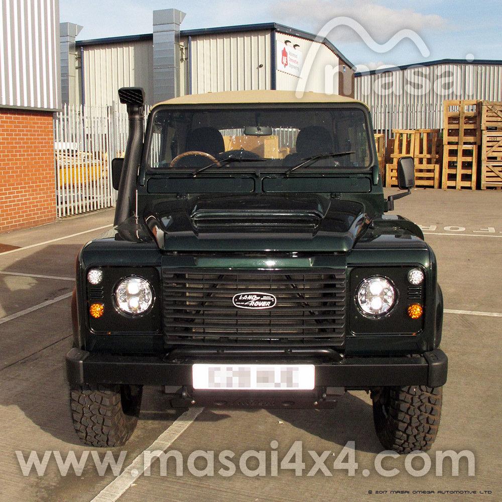 2000 Land Rover Defender 90 TD5 Soft Top 2-Door