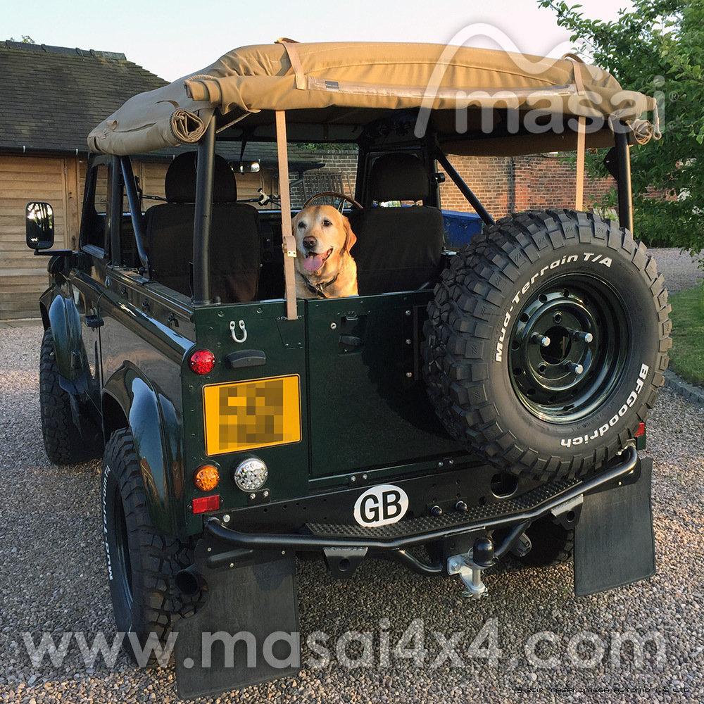 2000 Land Rover Defender 90 Td5 Soft Top 2 Door Epsom
