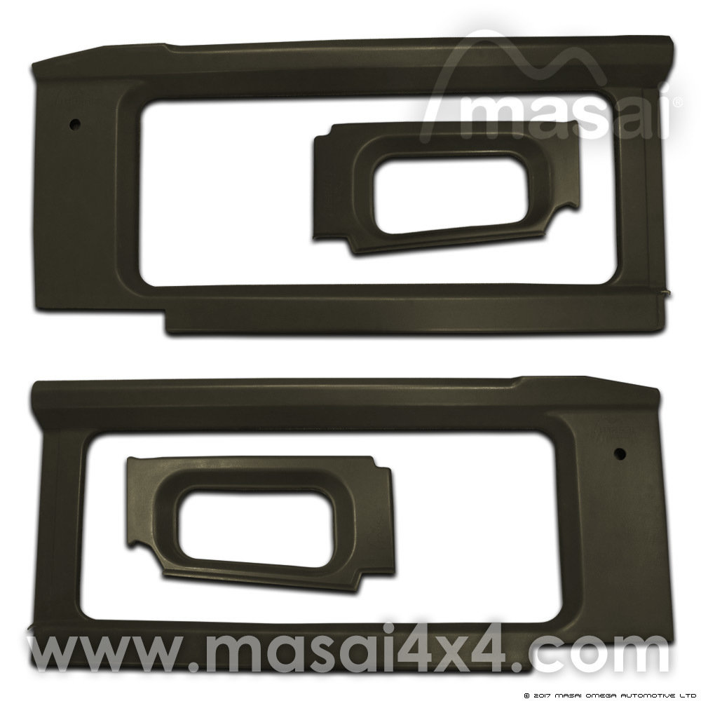 Internal Window Trims Kit for Land Rover Defender 90 - 200/300/TD5 (4 Pieces)