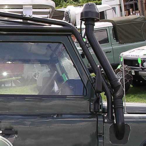 Snorkel Kit Raised Air Intake Roll Cage Version For Land