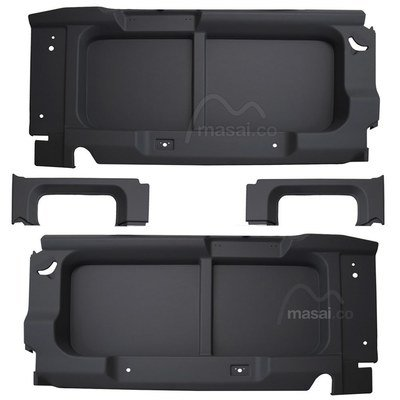 Internal Window Trims Kit for Land Rover Defender 90 PUMA Hardtop (4 Pieces)