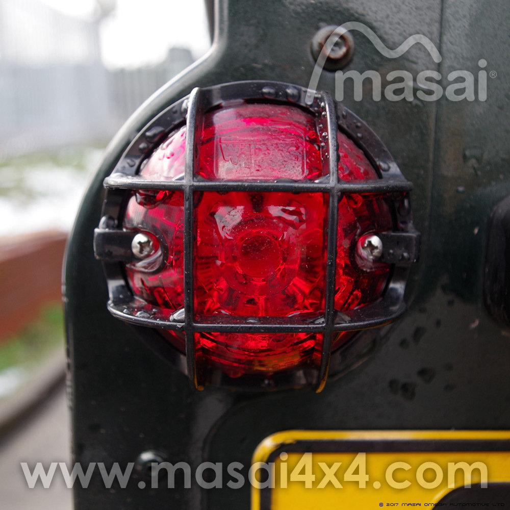 Lamp / Light Guards for LSL Lights KIT for Land Rover Defender (73mm) LSL-GUARD