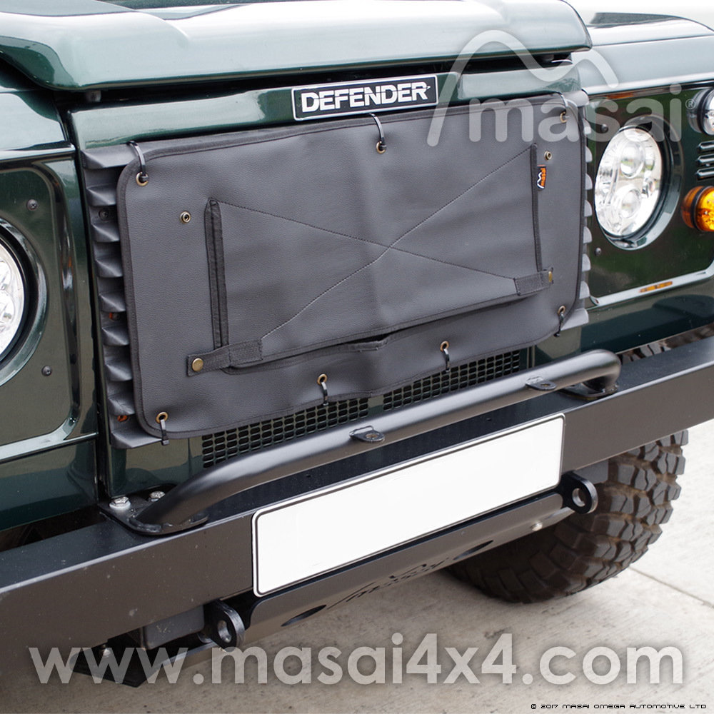Radiator Grille Cover For Land Rover Defender Style 1
