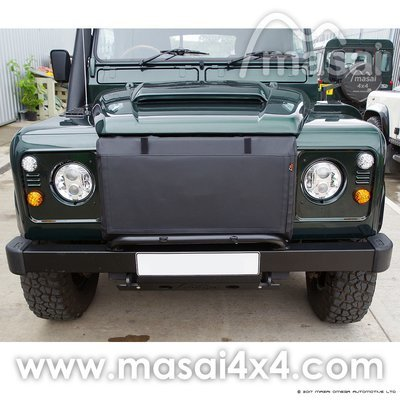Radiator Grille Cover for Land Rover Defender with Aircon (Style 3)
