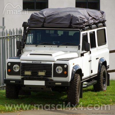 Roof Rack Cover for Land Rover Defender Crew Cab, 90 and 110 (BACK IN STOCK!)