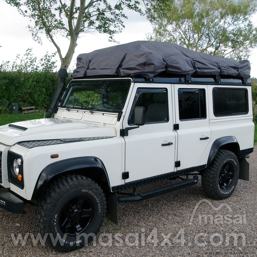 Roof Rack Cover For Land Rover Defender Crew Cab, 90 And