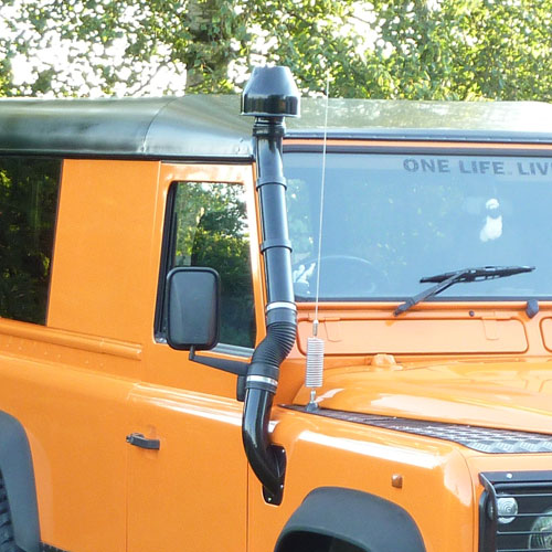 Snorkel Kit Raised Air Intake For Land Rover Defender