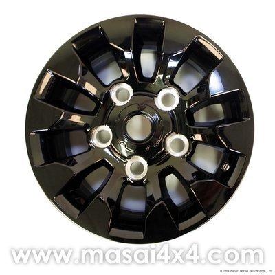 Alloy Wheel Sawtooth Style 16x7 - Black (LR025862)