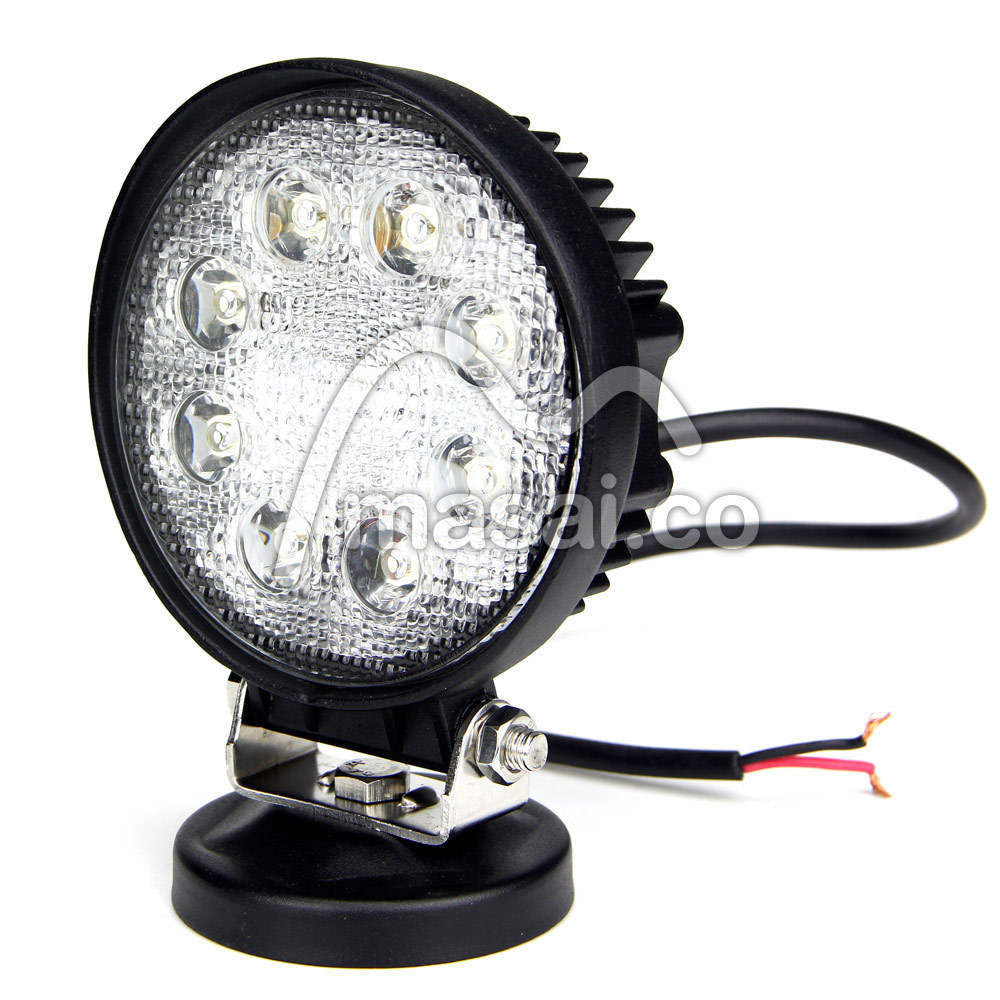 24 Watts 4 Portable Led Work Lamp With Magnetic Base