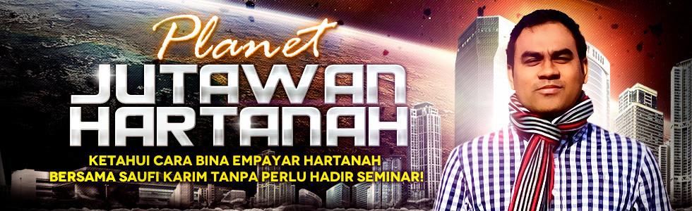 Membership Planet Jutawan Hartanah + Free Buku Pelaburan Hartanah Tanpa Modal