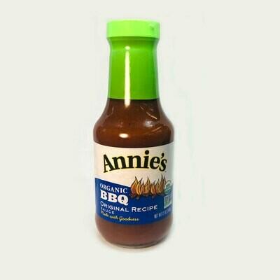 Annie's Organic BBQ Sauce Original Recipe