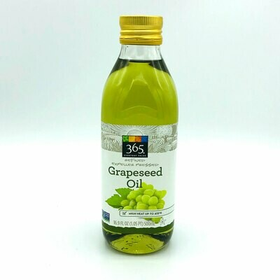365 Refined Grapeseed Oil