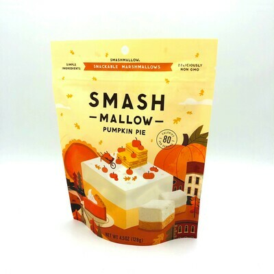 Smash Mallow Snackable Marshmallows