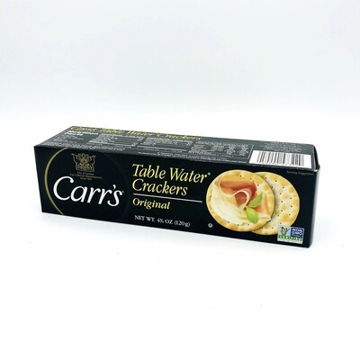 Carr's Original Table Water Crackers