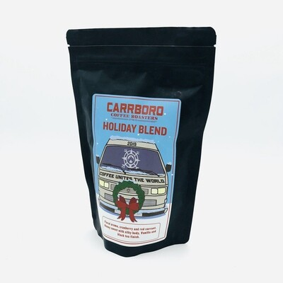 Carrboro Coffee Roasters 2019 Holiday Blend