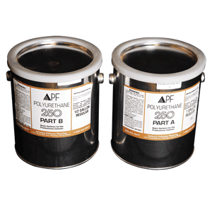 Poly 250 Clear Kit 1.5G 2A:1B