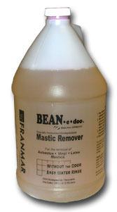BEAN-e-doo Mastic Remover Quart $15.00