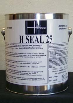 H Seal 25 - 5 Gallon
