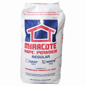 MPC Regular Powder White 55 LB. Bag