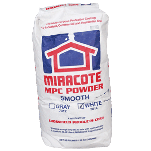 MPC Smooth Powder White, 50 Lb. Bag
