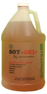 Soy Gel Paint & Urethane Remover Gallon $65.00