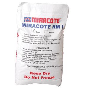 Repair Mortar I Gray Powder 50 Lb. Bag
