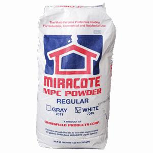 MPC Regular Powder White 55 LB. Bag