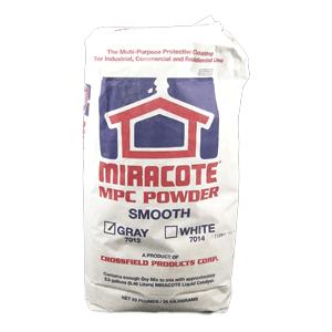 MPC Smooth Powder Gray 50 Lb. Bag