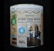 Kemiko Stone Tone Wax II (buff on)