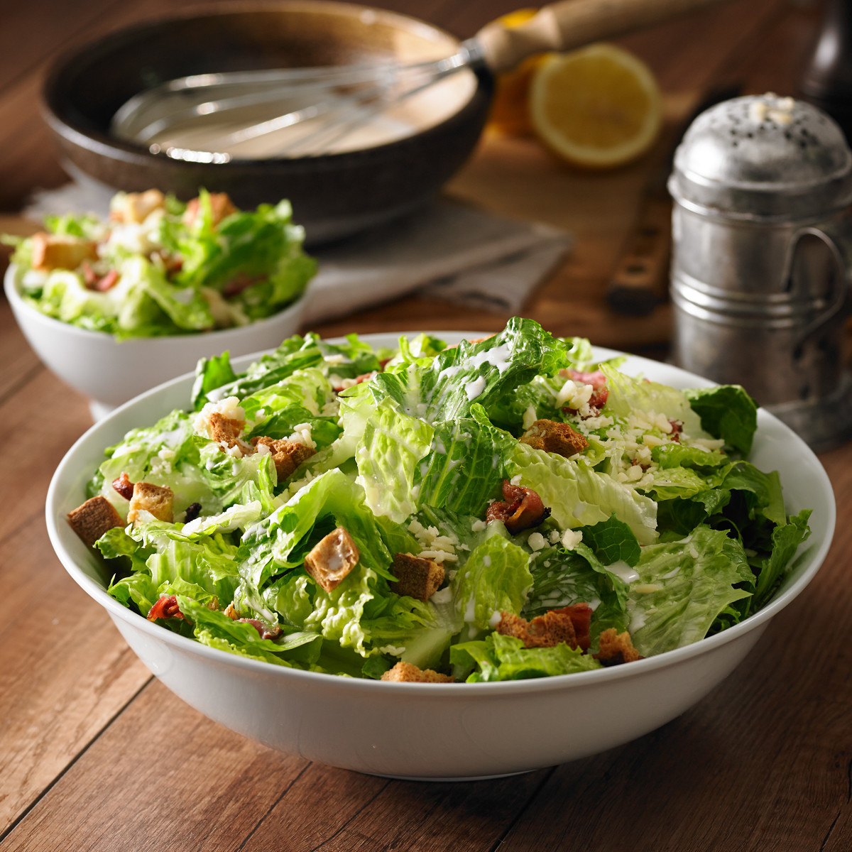 Caesar Salad - Serves 8 People