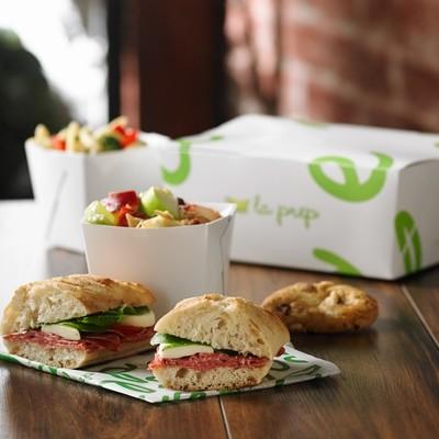 Panini Lunch Box