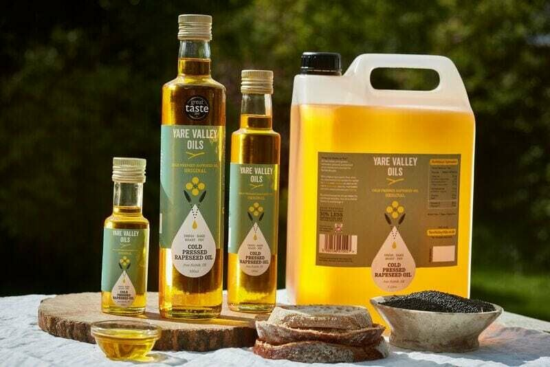 Yare Valley Oils - Original Cold Pressed Rapeseed Oil